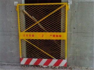 电梯井防护门防护具体有哪些要求