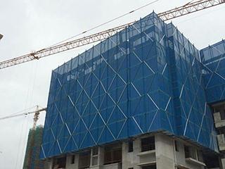 建筑爬架网片